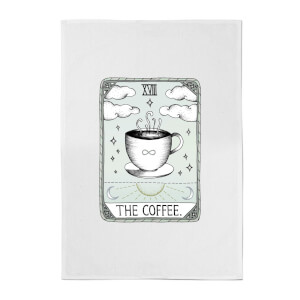 Barlena The Coffee Cotton Tea Towel