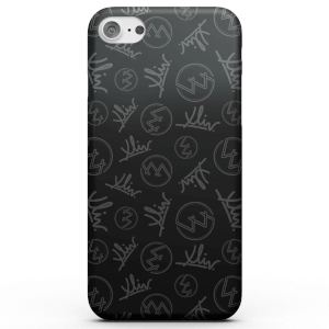 How Ridiculous Scatter Pattern Dark Phone Case for iPhone and Android