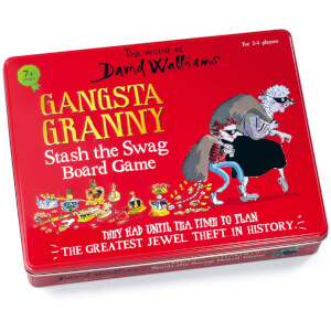 Gangsta Granny Board Game