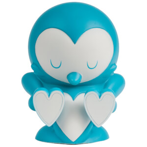 "Kidrobot Lovebirds Teal Edition 4"""" Vinyl Figure by Kronk"