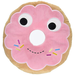 Kidrobot Yummy World Pink Donut Collectable Plush Toy
