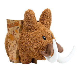 Kidrobot Woolly Labbit 14 Inch Plush