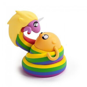 Kidrobot x Adventure Time Lady Rainicorn Medium Figure