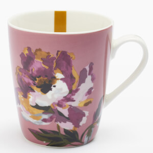 Joules Floral Mug - Pink
