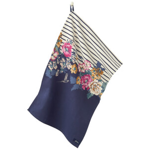 Joules Anniversary Floral Tea Towel