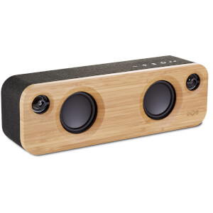 The House of Marley Get Together Mini Speaker - Black