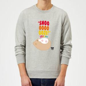 Hamsta Snooooooooze Sweatshirt - Grey
