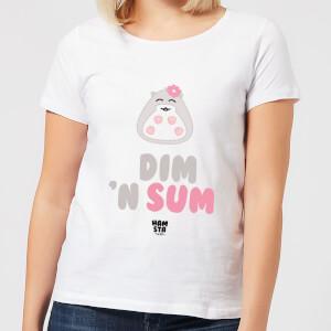 Hamsta Sum Women's T-Shirt - White