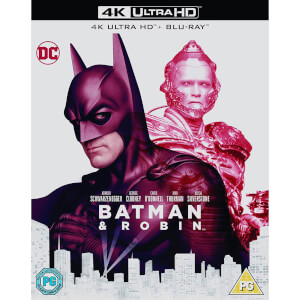 Batman & Robin - 4K Ultra HD