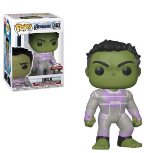 Marvel Avengers: Endgame Smart Hulk EXC Pop! Vinyl Figure