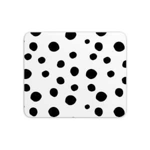 Mouse Mats Large Polka Dot Pattern Mouse Mat