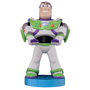 Supporto Cable Guy da collezione per controller e smartphone di Buzz Lightyear di Toy Story 4 - 20 cm