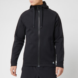 Reebok Men's Full Zip Hoodie - Black