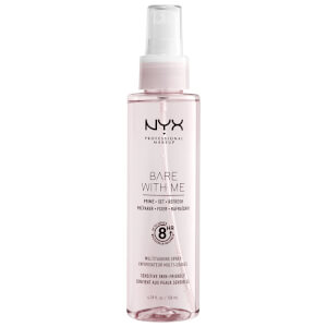 NYX Professional Makeup Bare With Me Prime Set Refresh Spray 130ml