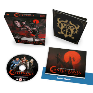Castlevania Season 1 Collector's Edition Blu-ray (Limited to 1000 Units)
