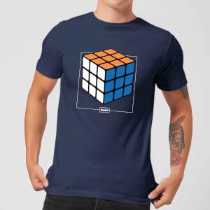 Rubik's Complete Men's T-Shirt - Navy