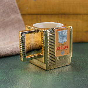 The Legend of Zelda Cartridge-Formige Tasse