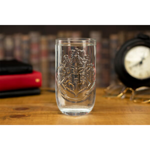 Harry Potter Hogwarts Shaped Glass from I Want One Of Those