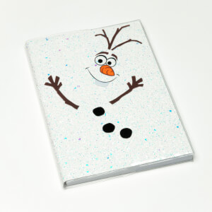 Disney Frozen Olaf Notebook