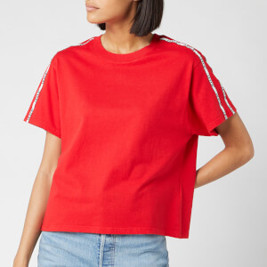 Levi's Women's Varsity T-Shirt - Brilliant Red