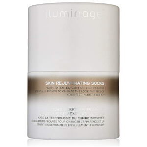 Iluminage Skin Rejuvenating Socks - S/M
