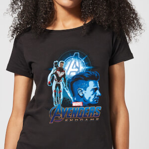 Avengers: Endgame Hawkeye Suit Women's T-Shirt - Black