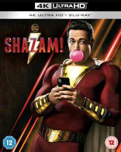 ¡Shazam! 4K UHD