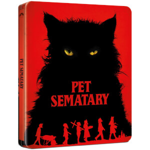 Pet Sematary - Zavvi UK Exclusive Steelbook (4K UltraHD + Blu-ray)
