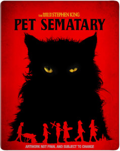 Pet Sematary - Zavvi  Exclusive Steelbook (4K UltraHD + Blu-ray)