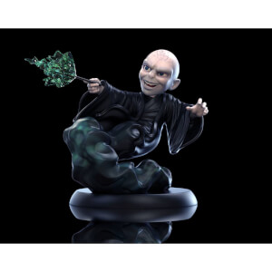 Quantum Mechanix Harry Potter Lord Voldermort Q-Fig