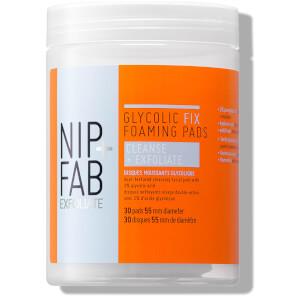 NIP+FAB Glycolic Foaming Pads