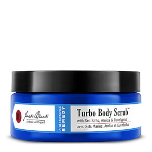 Jack Black Turbo Body Scrub 284g