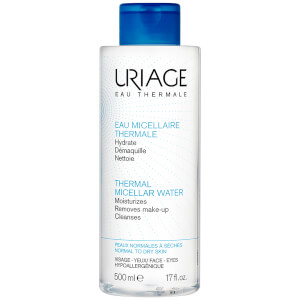 Uriage Thermal Micellar Water for Normal to Dry Skin 500ml