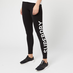 Superdry Women's Jaylah Leggings - Black
