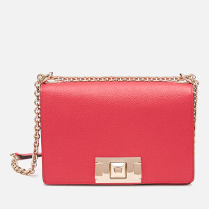Furla Women's Mimi' Mini Cross Body Bag - Ruby