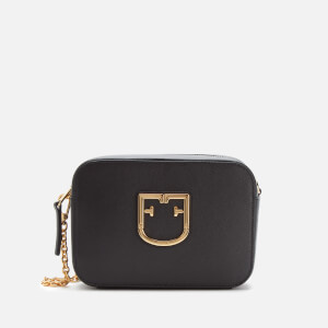 Furla Women's Brava Mini Cross Body Bag - Onyx