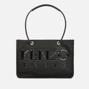 KENZO Women's Logo Tote Bag - Black
