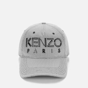 KENZO Women's Kenzo Logo Cap - Silver
