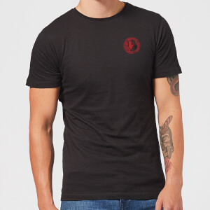 Hellboy B.P.R.D. Hero Pocket Men's T-Shirt - Black