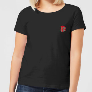 Hellboy Emblem Women's T-Shirt - Black