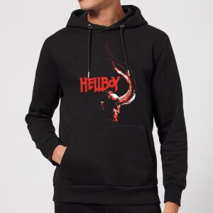 Hellboy Profile Hoodie - Black