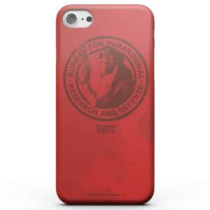 Hellboy B.P.R.D. Hero Phone Case for iPhone and Android
