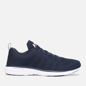 Athletic Propulsion Labs Men's Techloom Pro Trainers - Midnight/White