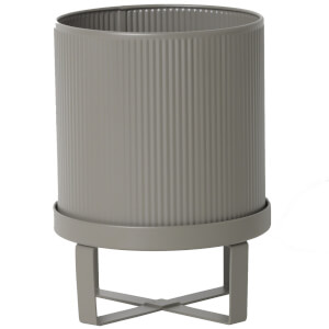 Ferm Living Bau Pot - Small - Warm Grey