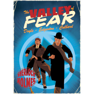 Valley of Fear: A Sherlock Holmes Graphic Novel (Paperback)