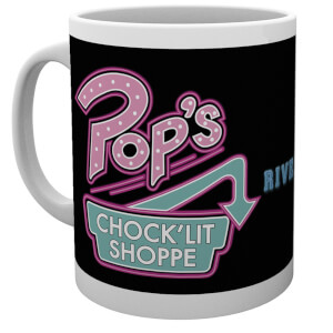 Riverdale Pop's Mug - Black