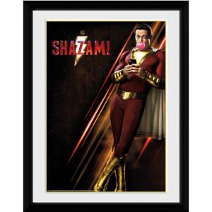DC Comics Shazam! 12 Inch x 16 Inch Collector's Print