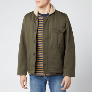 Universal Works Men's N1 Jacket - Twill Olive