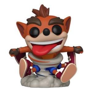 Crash Team Racing - Crash Bandicoot Pop! Vinyl Figur