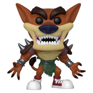 Crash Bandicoot Tiny Tiger Funko Pop! Vinyl